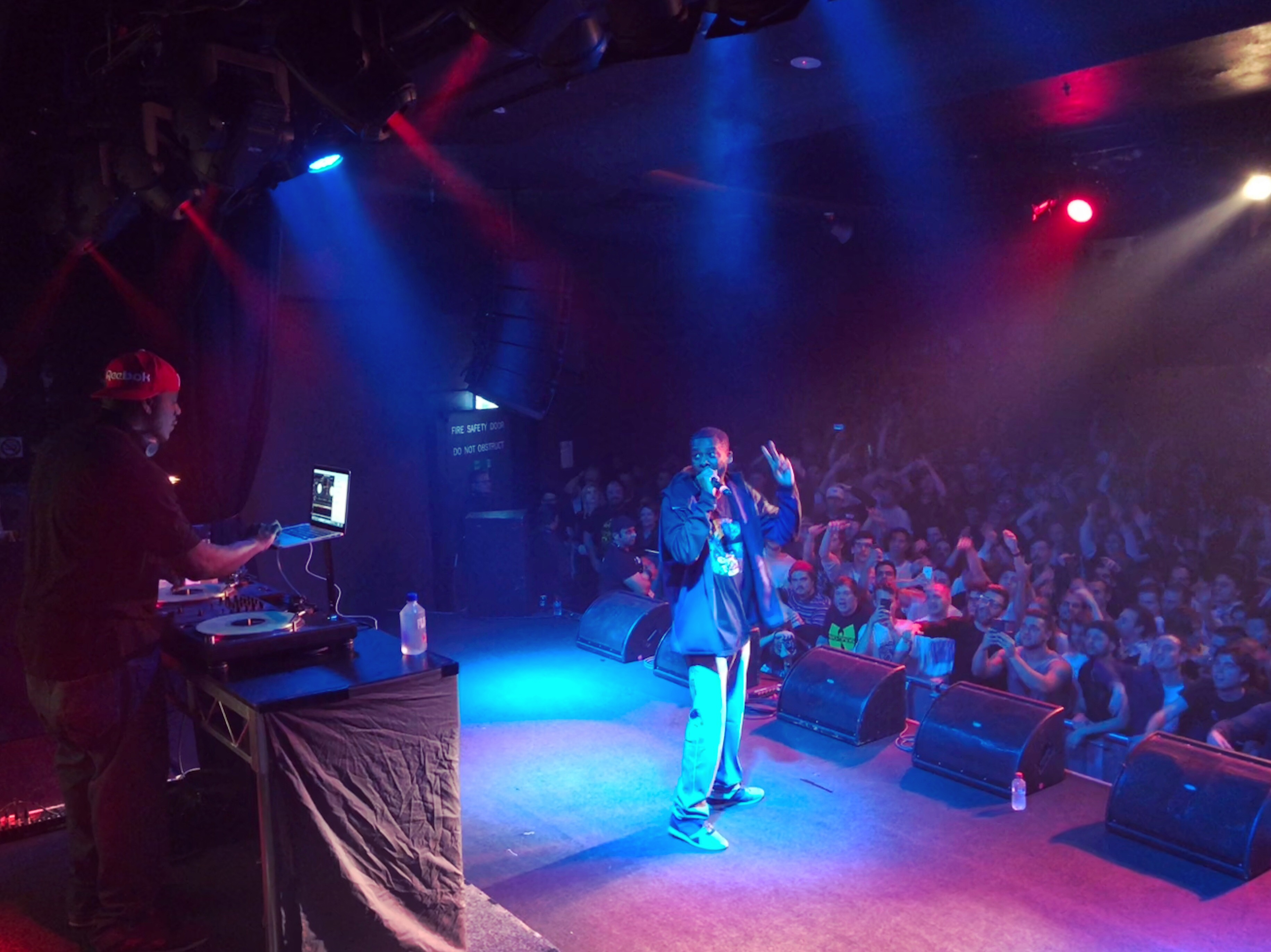 GZA & DJ Melbourne Backline Hire