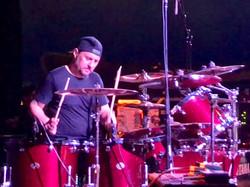 Dave Lombardo at Download 2018