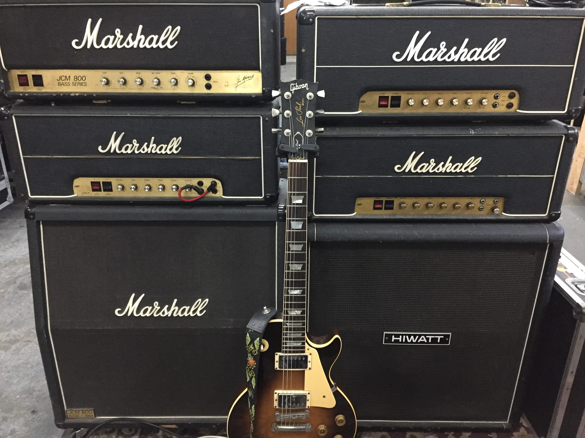 Marshall stacks