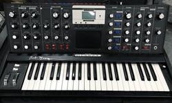 Moog Voyager Performer *Black rare*