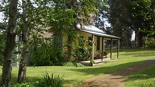 Captains Cottage looking good.JPG