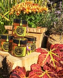 Freshly Extracted Raw Local Dublin Honey