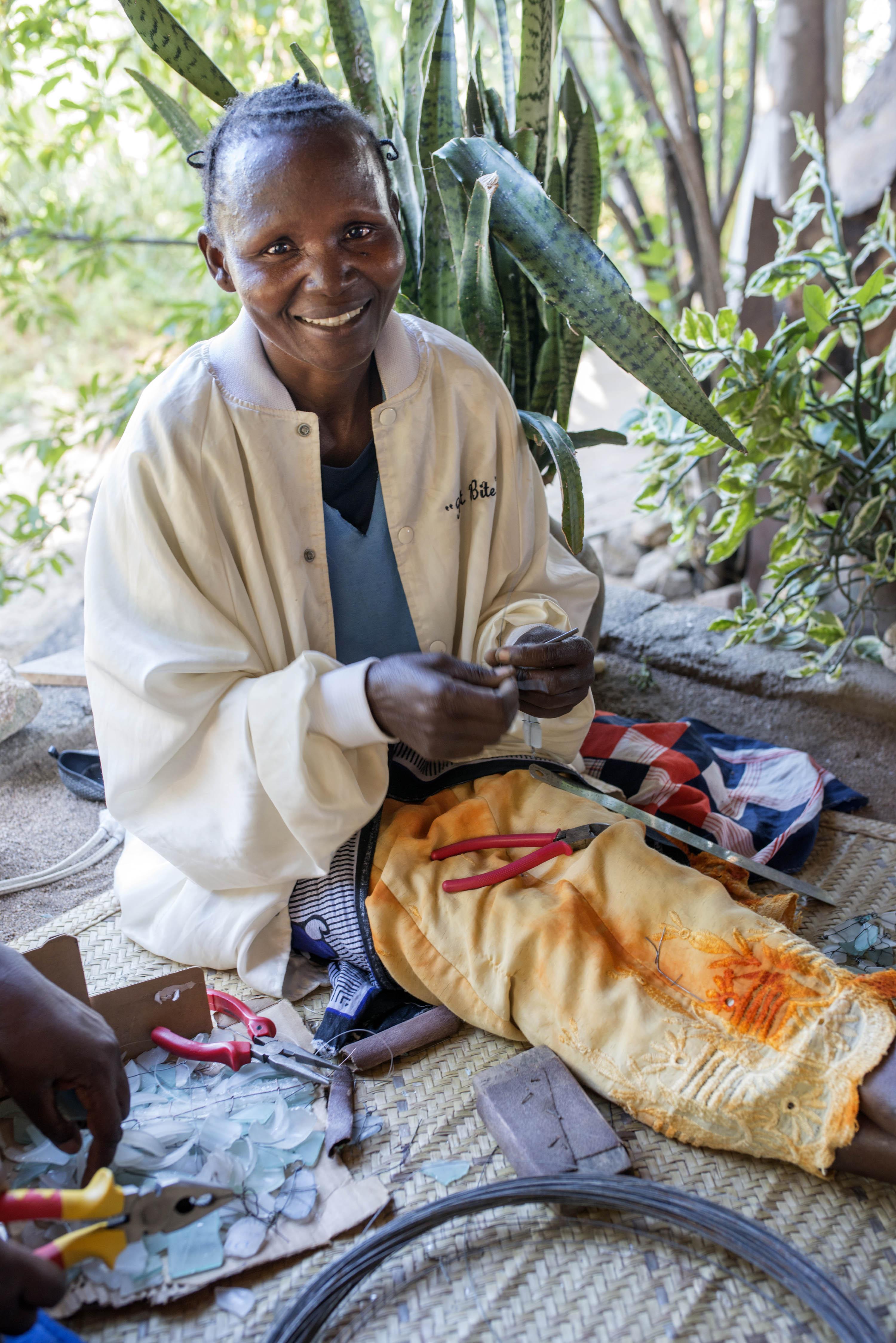 handbeading katundu workshop