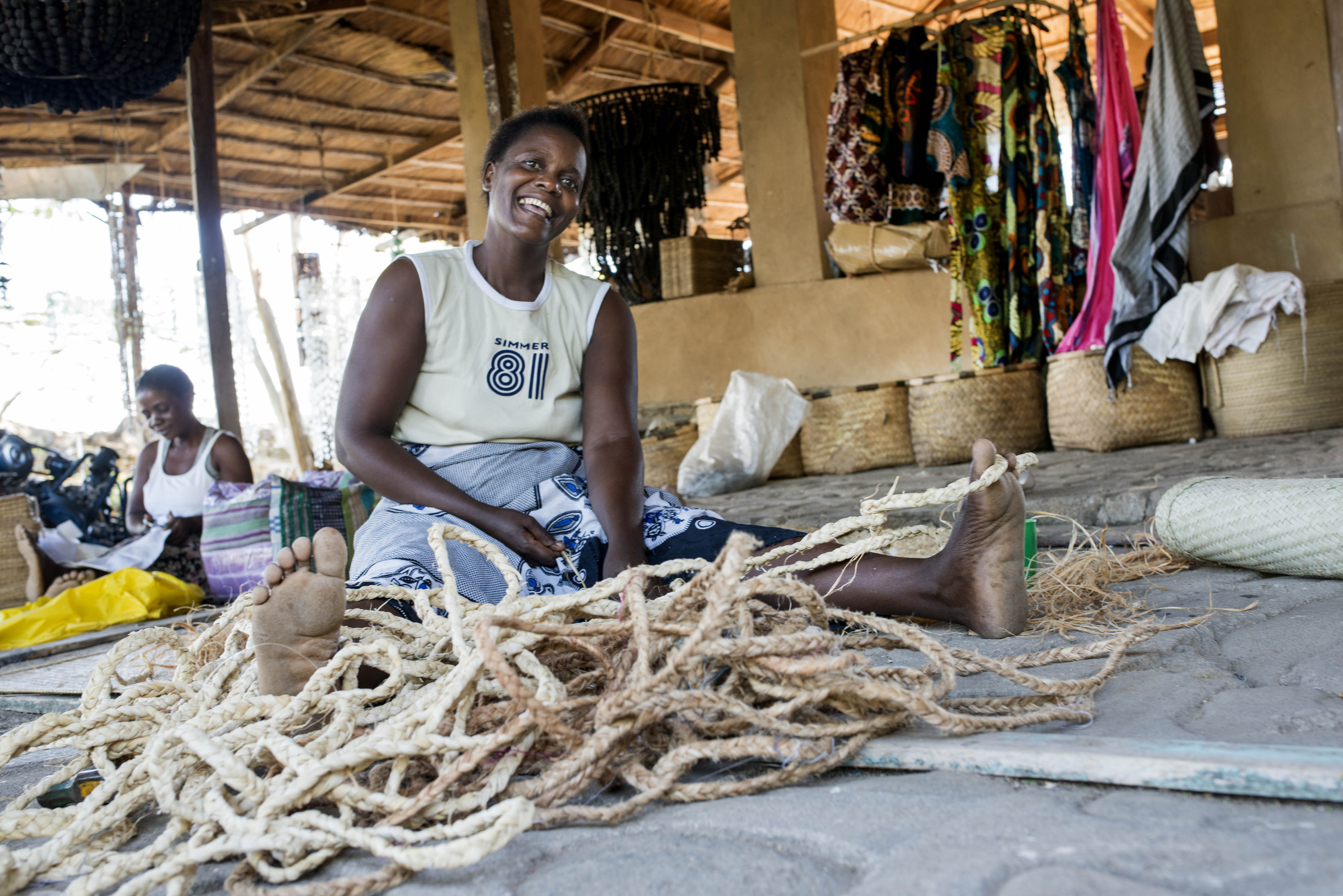 baobab maize string katundu workshop