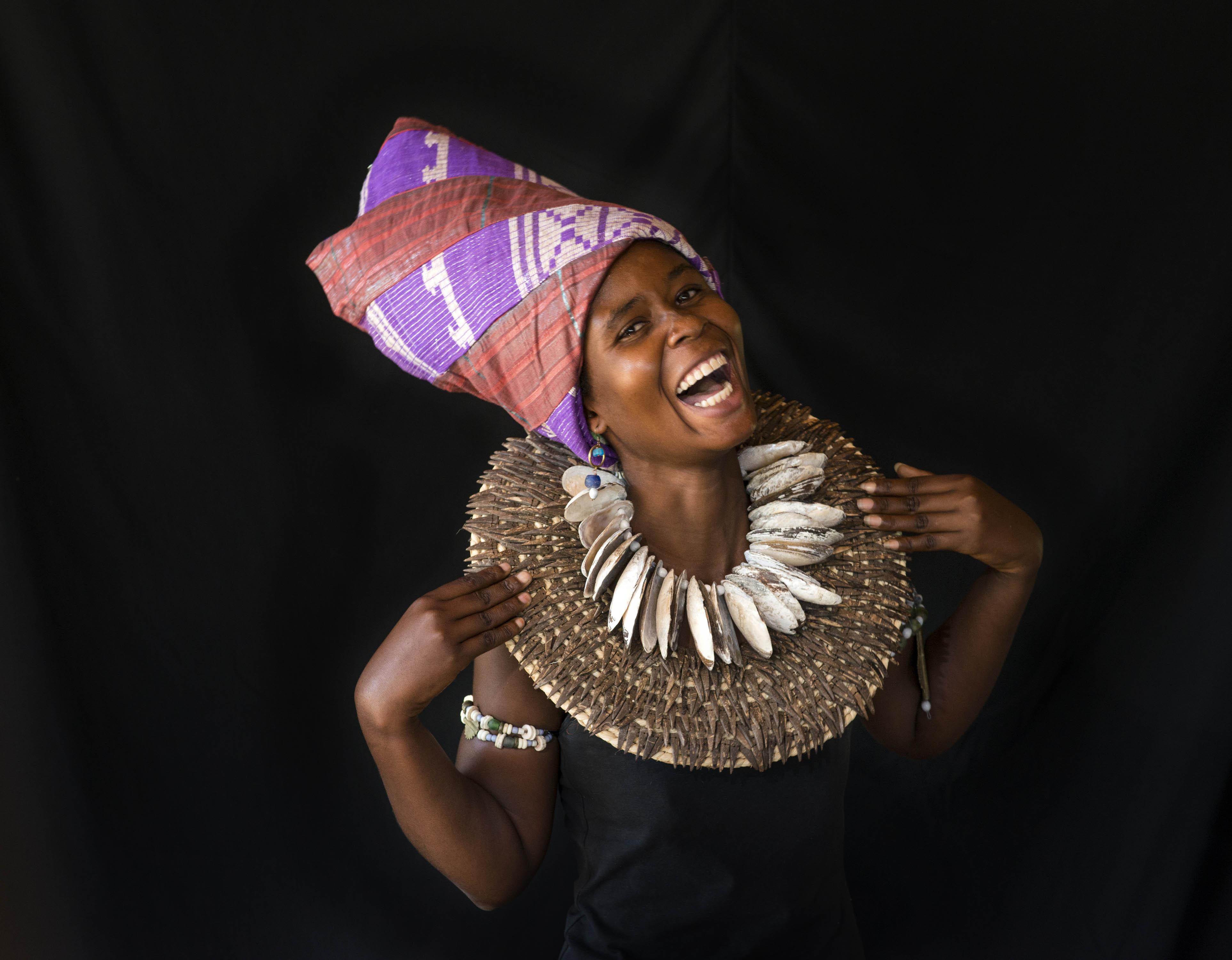 Katundu Fashion Massai Necklace Jelita