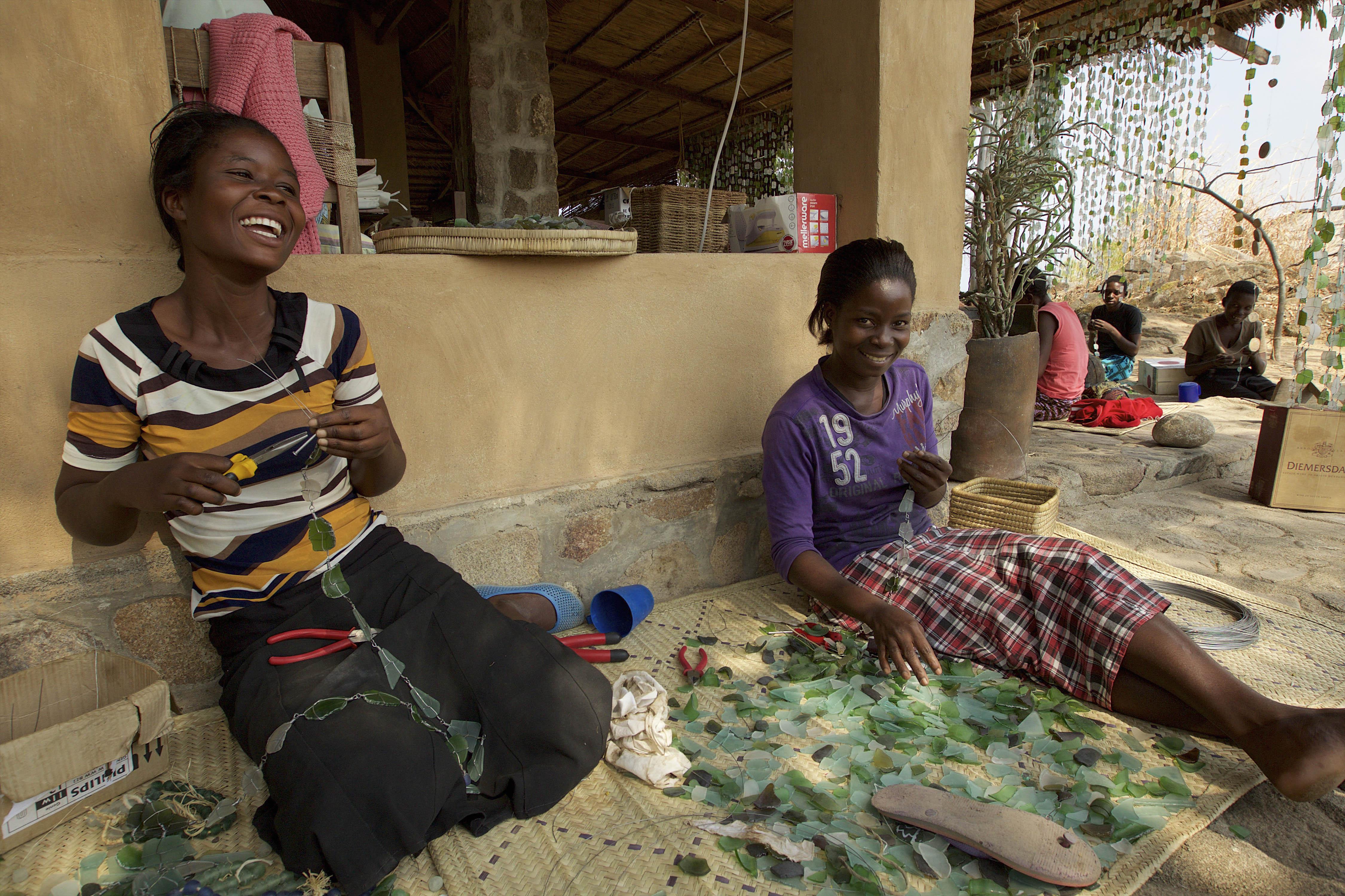 katundu workshop women empowerment