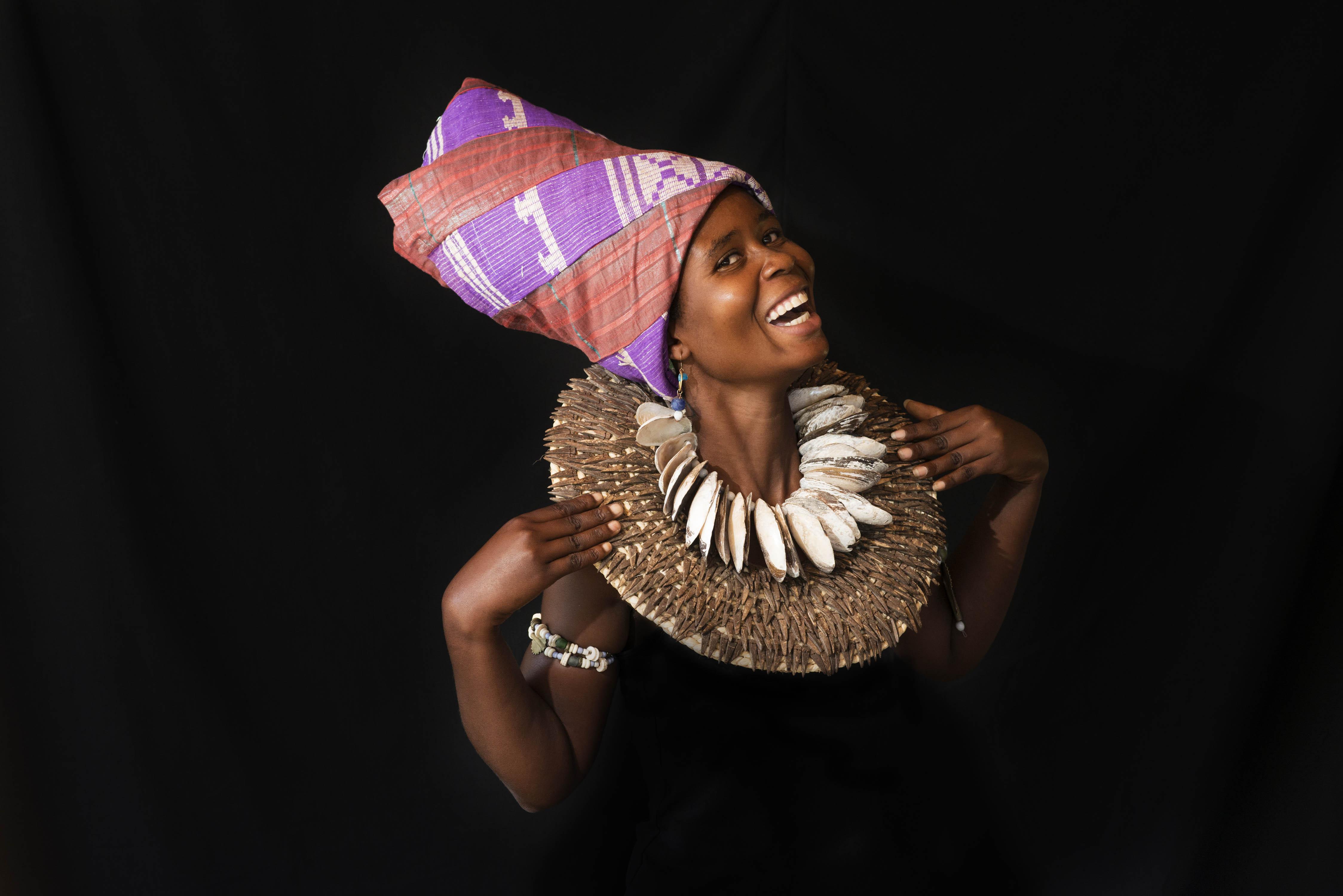 katundu fashion massai necklace women empowerment