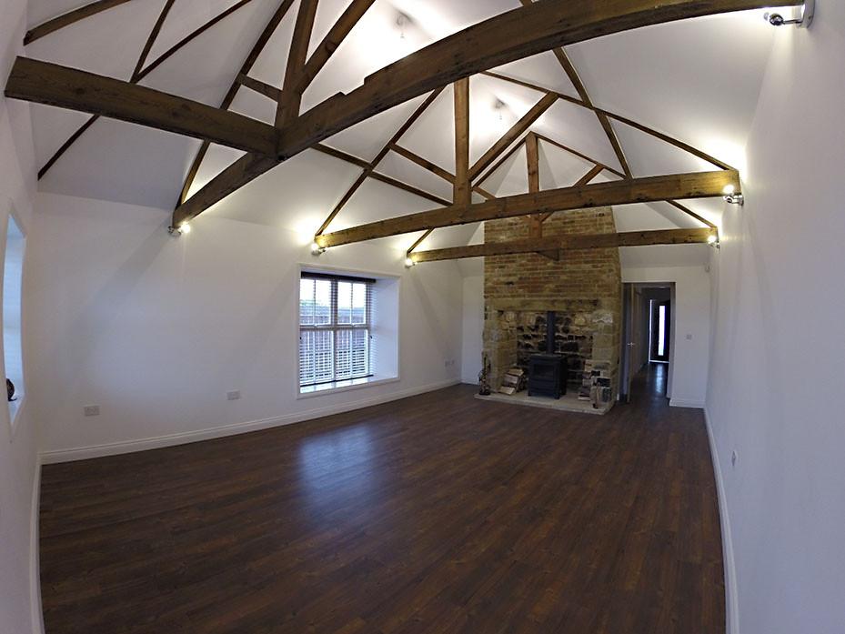 Plantation Cottage - Living Room