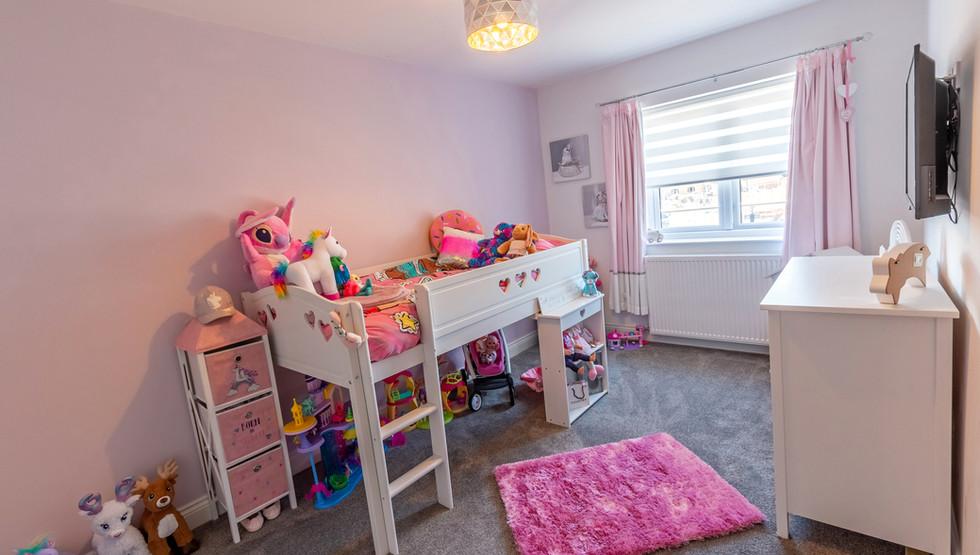 The Bamburgh - Bedroom