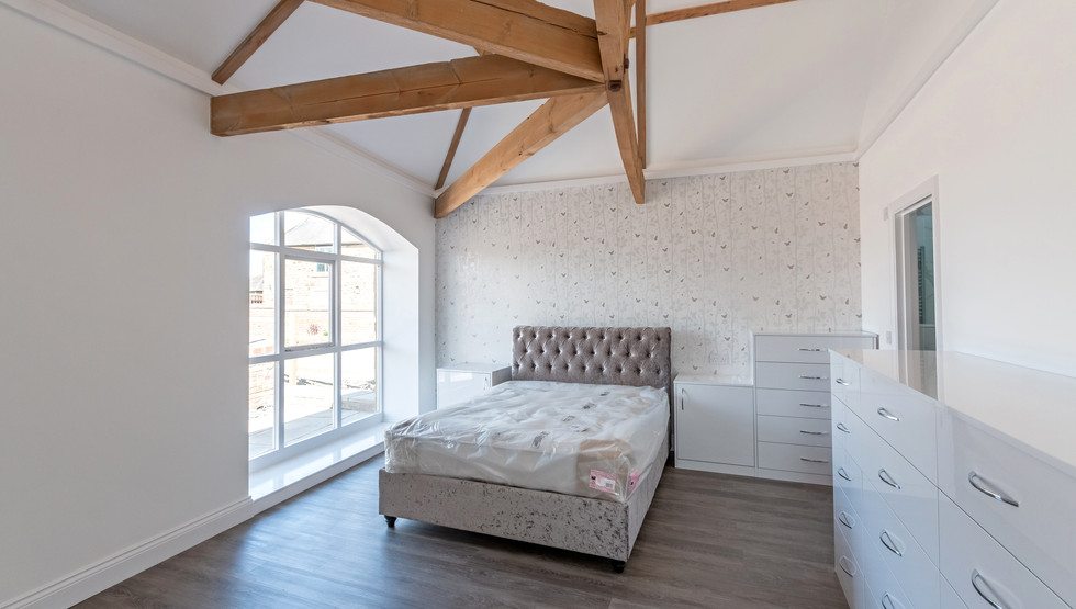 The Byre - Bedroom