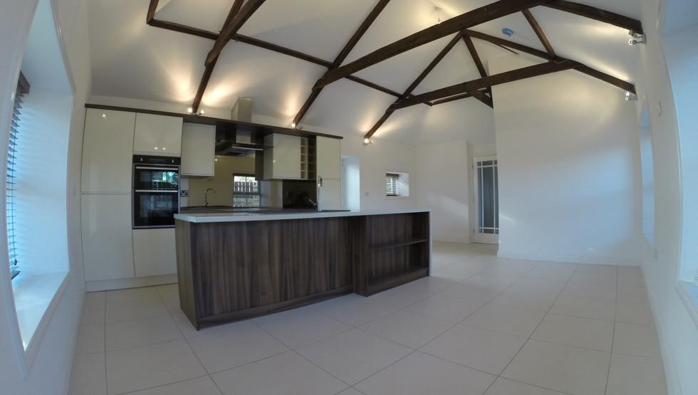 The Brock - Kitchen