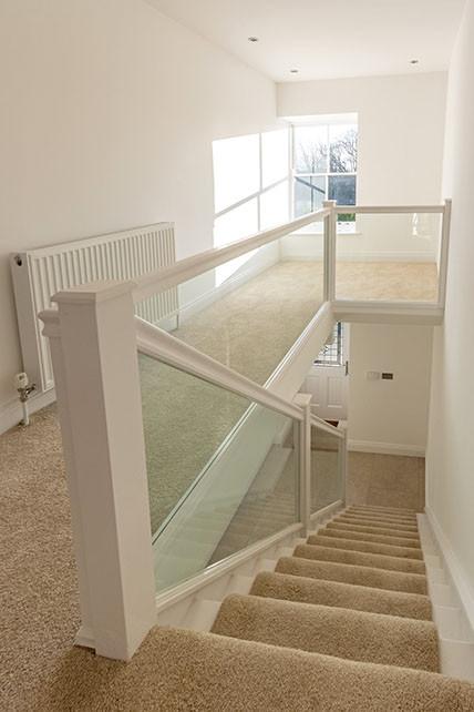 The Farmhouse - Staircase