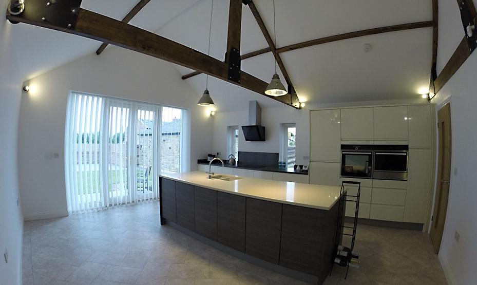 Plantation Cottage - Kitchen