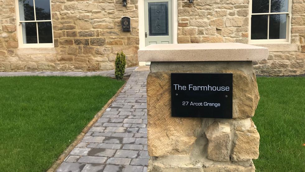 The Farmhouse - Front