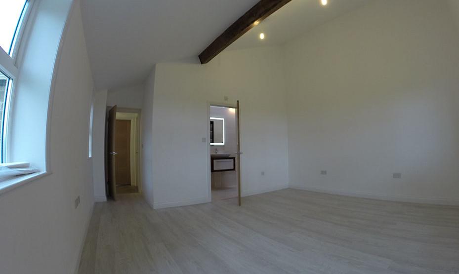 Plantation Cottage - Bedroom with En Suite