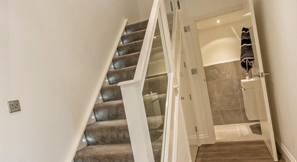 The Mitford - Hallway