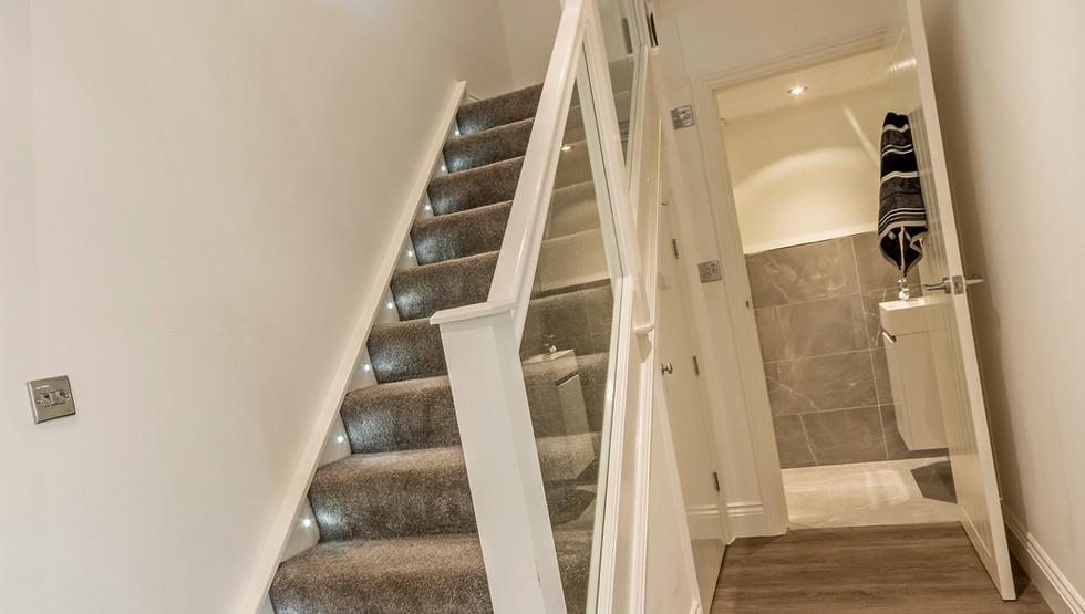 The Bamburgh - Hallway
