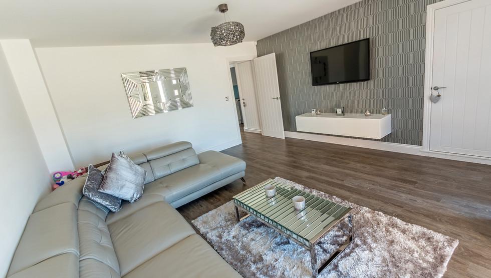 The Bamburgh - Living Room