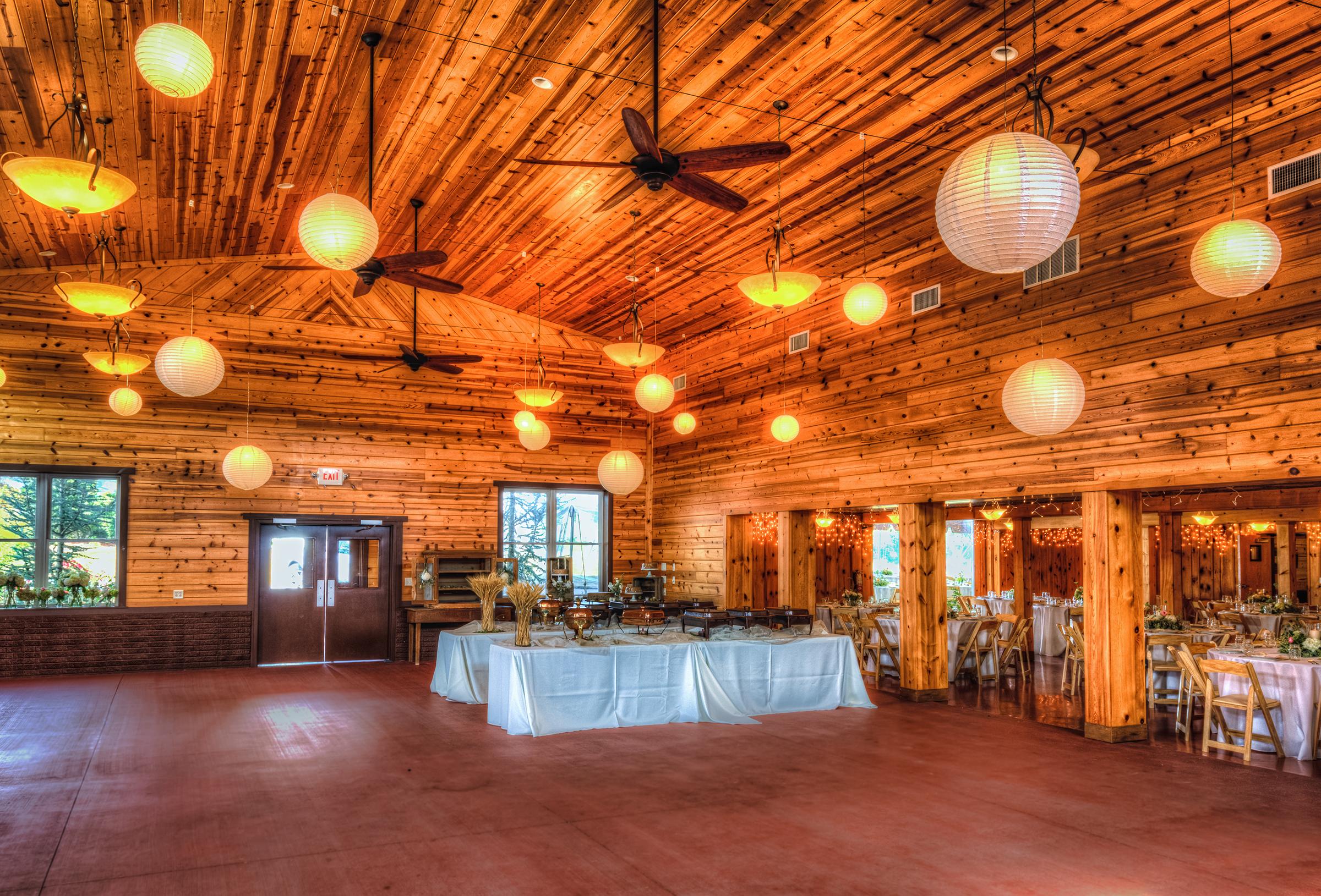 Barn - Interior