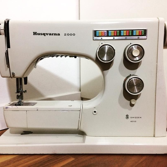 Husqvarna Sewing Machine