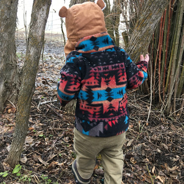 Toddler Fleece Jacket - $50