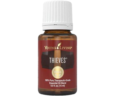 Thieves Essential Oil - January 2020 - Oil of the Month