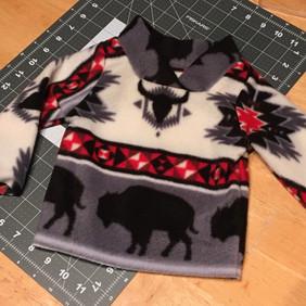 Toddler Fleece Jacket - $50