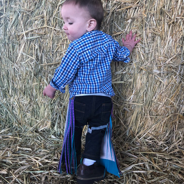 Custom Children's Chaps - $75-150