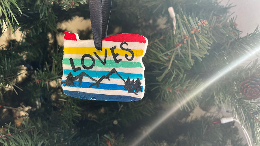 Crafting with L.O.V.E.S. - Air Dry Clay Ornaments