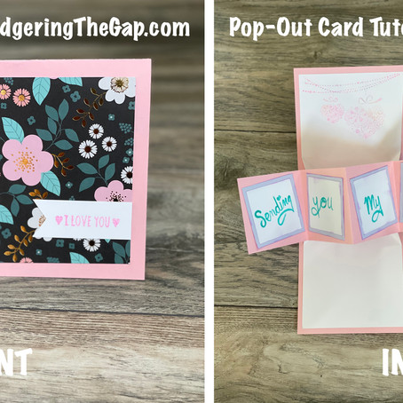 Surprise Pop-Out Card!