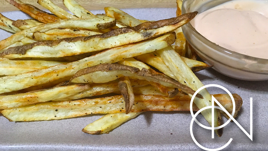 Air Fryer Friday - French Fries