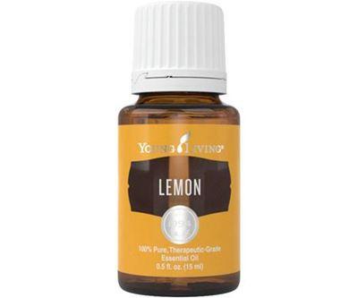Oil of the Month - Lemon