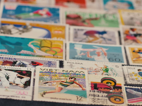 National Postage Stamp Day