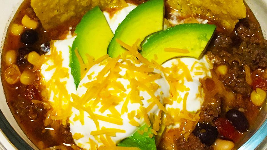 Taco (Soup) Tuesday