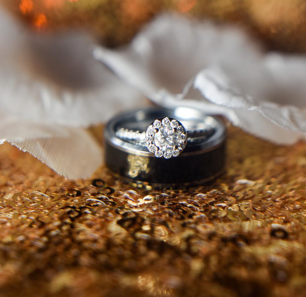 Wedding Rings // DC MARYLAND VIRGINIA PHOTOGRAPHERS