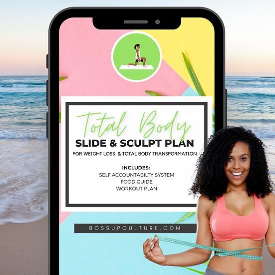 Total Body Slide & Sculpt Plan