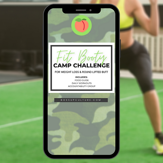 Fit Booty Camp Challenge