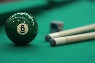 6 Ball, Billiards Table