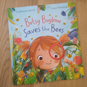 Betsy Buglove Saves the Bees