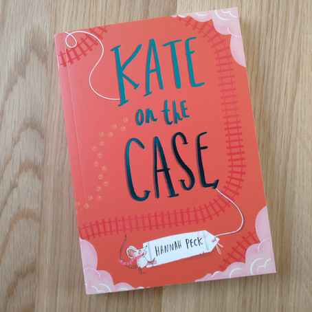 Kate on the Case