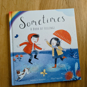 Sometimes - A Book of Feelings