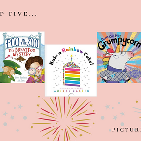 2020 Top Five Picture Books