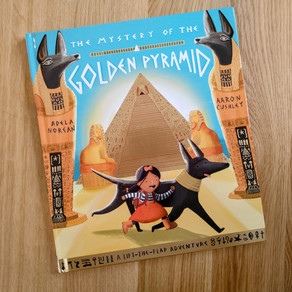 The Mystery of the Golden Pyramid