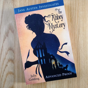 Jane Austen Investigates: The Abbey Mystery