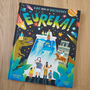 Eureka! A Big Book of Discoveries