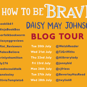 Blog Tour: How to be Brave
