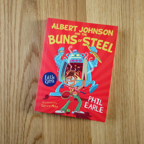 Albert Johnson and the Buns of Steel