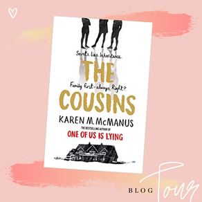 The Cousins - Blog Tour