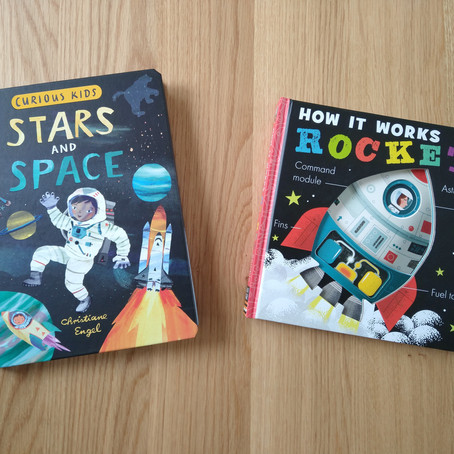 Out of this World Board Books