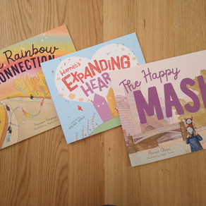 New Releases from Little Steps Publishing